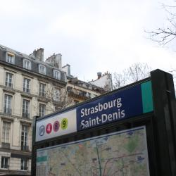 ستراسبورغ سان دوني (مترو باريس)