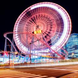 Parque de Atracciones Yokohama Cosmo World