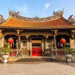 Templo Mengjia Longshan