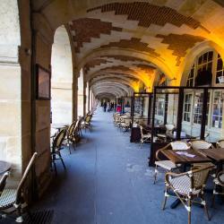 Le Marais Area, Paris