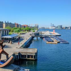 אייילנדס בריגה, קופנהגן