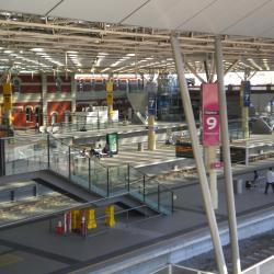 Estación de trenes Perth