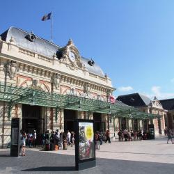 Estação de trem Nice-Ville