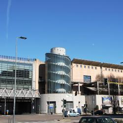 Trung tâm triển lãm Fiera Milano City