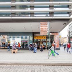 Estação de Metrô Narodni