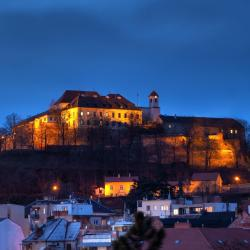 Lâu đài Špilberk