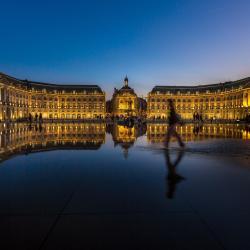 Quảng trường Place de la Bourse