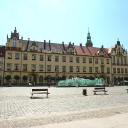 כיכר השוק המרכזית של ורוצלב