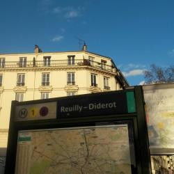 Estação de metrô Reuilly - Diderot