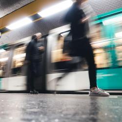 Estação de metrô Rue Saint-Maur