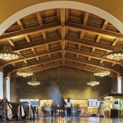 Estação de trem Union L.A.