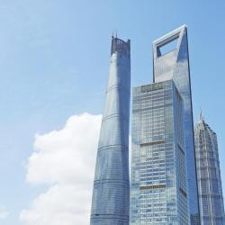 مركز شنغهاي المالي الدولي إي اف سي