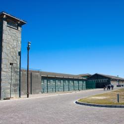 מוזיאון רובן איילנד, בלוברגסטראנד