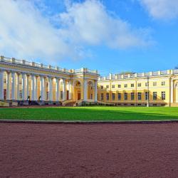 Palácio de Alexandre, Pushkin