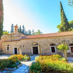 Monasterio de Kaisariani, Kessariani