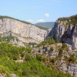 Canyon de Verdon Gorge, La Palud sur Verdon