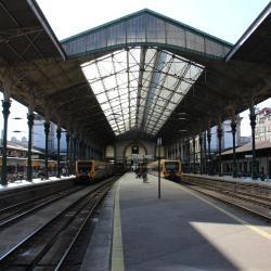 Estação de trem São Bento