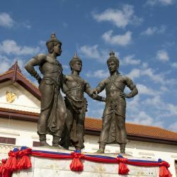 אנדרטת שלושת המלכים