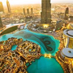 في القمة - برج خليفة