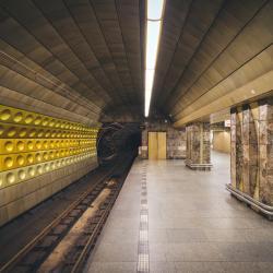 Estação de Metrô Mustek