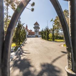 Palácio da Boa Vista, Campos do Jordão