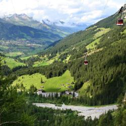 Teleférico Bergbahnen Engstligenalp AG