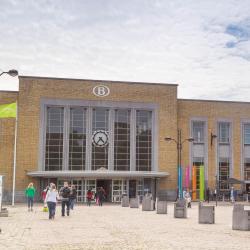 محطة قطار بروج