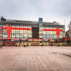 מרכז הקניות ומסוף האוטובוסים קאמפי