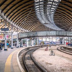 Estación de tren de Newcastle