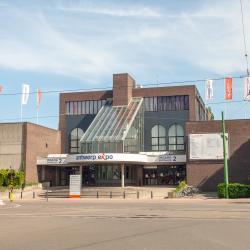 Trung tâm triển lãm Antwerp Expo