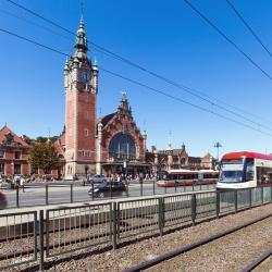 Estação Central de Gdansk