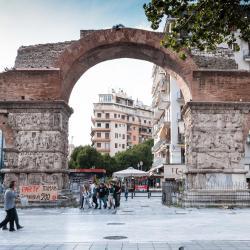 Arco e Rotunda de Galério