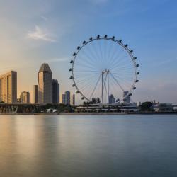 הגלגל הענק של סינגפור, סינגפור