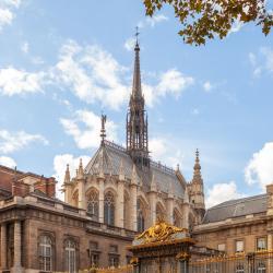 Nhà thờ Sainte Chapelle