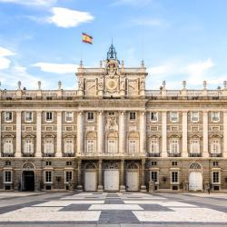 Royal Palace of Madrid Palacio Real