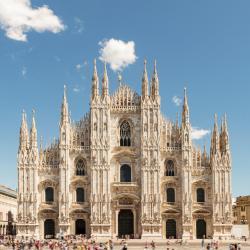 Nhà thờ chính tòa Duomo Milan