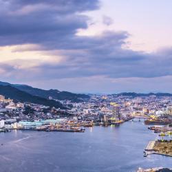 Nagasaki 12 casas de temporada