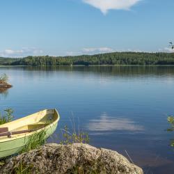 Central Finland 3 أماكن تخييم