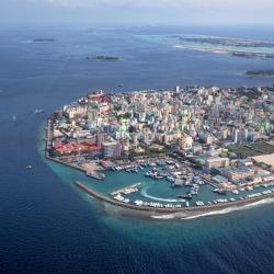 الجزيرة المرجانية الشمالية مالي أتول