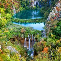 Parque Nacional dos Lagos de Plitvice