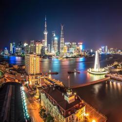 Área de Shanghai