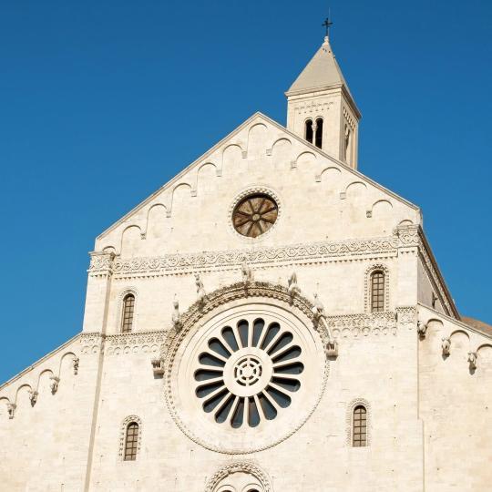 Basílica de São Nicolau em Bari