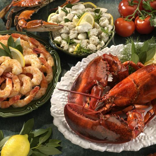 Restaurantes de marisco em Peschici