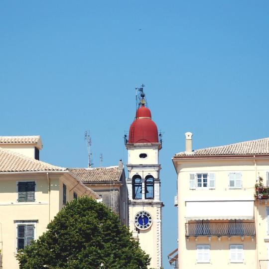 كنيسة القديس سبيريدون