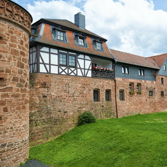 Fortaleza Medieval de Büdingen