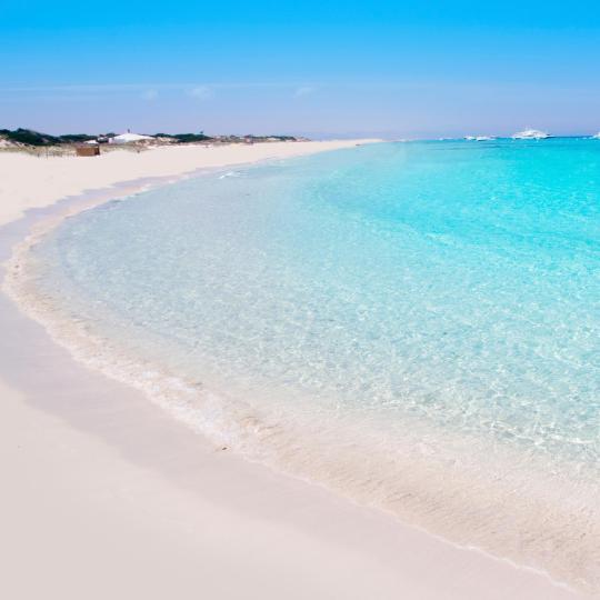 Praia de Illetes