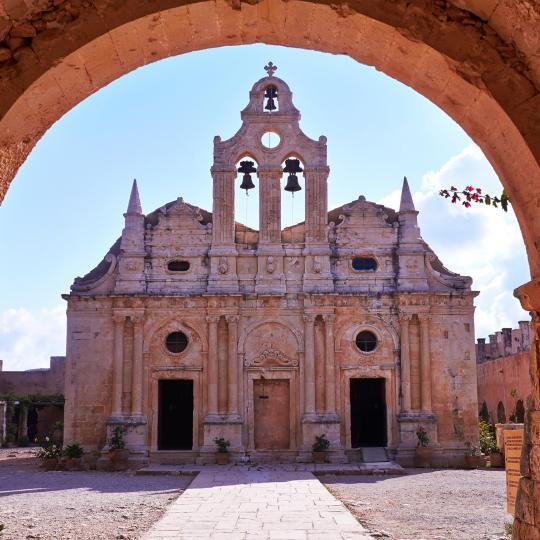 מנזר ארקדי