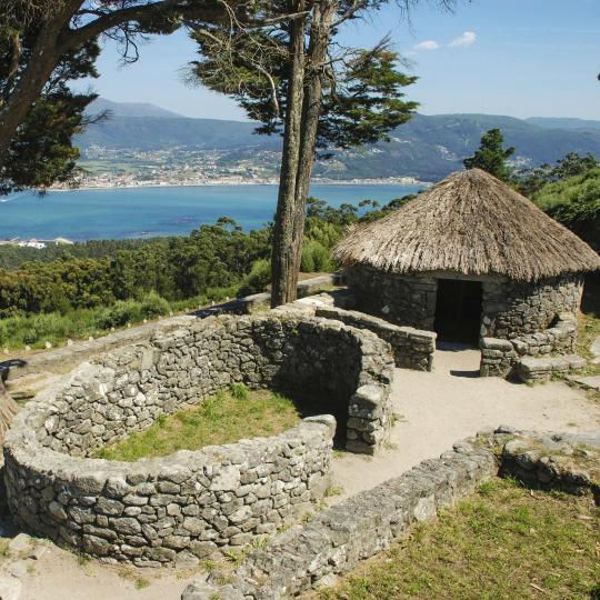 Asentamientos celtas
