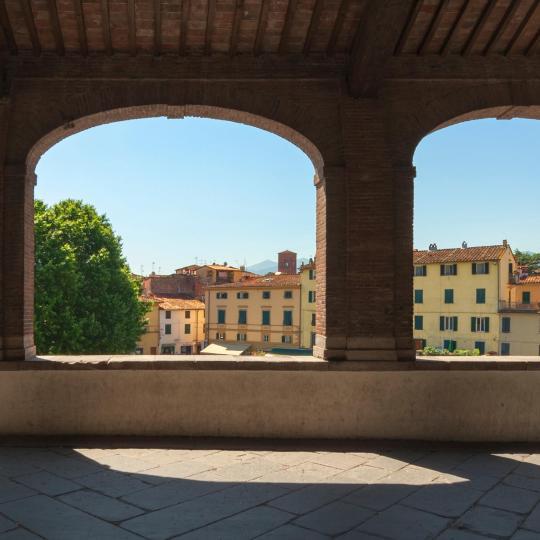 Paseos en bicicleta por Lucca