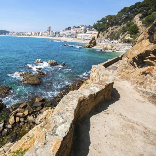 Ruta costera Camí de Ronda